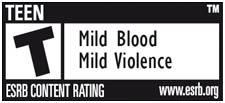 Esrb Content Rating: Teen